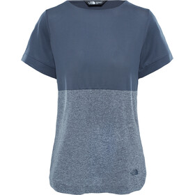 The North Face Inlux S/S Top Dam vanadis grey heather